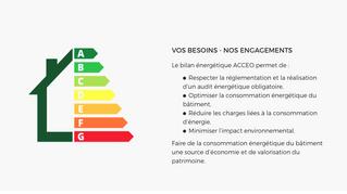 Audit énergétique : enquête à remplir