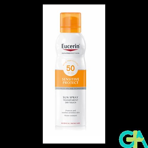 Eucerin Solar Spray Dry Touch 50+, 200ml