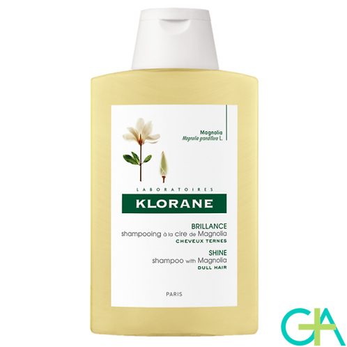 Klorane Champú a la Cera de Magnolia