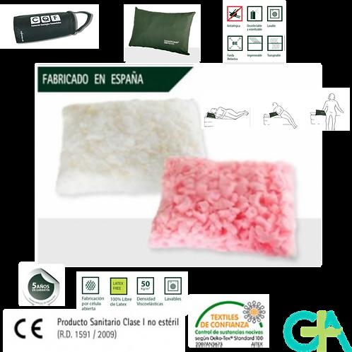 Almohada posicionadora viscogránulos CQF®