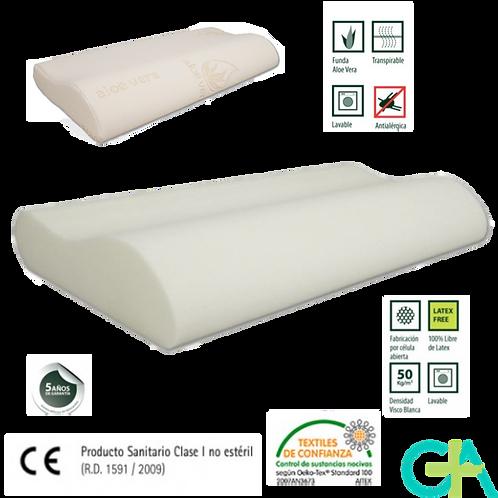 Almohada cervical Sanitifoam®