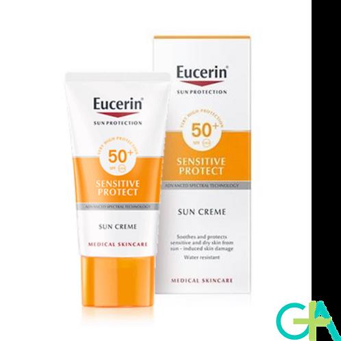 Eucerin Solar Crema Facial 50+, 50ml