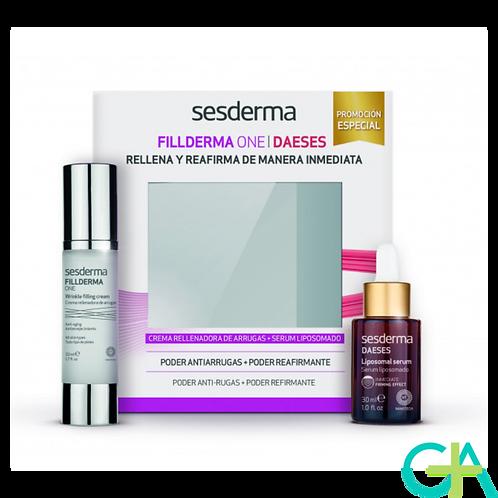 SESDERMA DAESES Liposomal serum +  FILLDERMA One