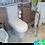 Thumbnail: Barra de baño suelo-pared