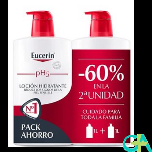 EUCERIN Loción Hidratante 1000ml + 1000ml