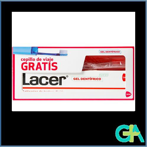 Lacer Gel Dentífrico Anticaries con Flúor 125ml