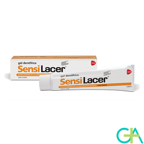 LACER SENSI GEL DENTÍFRICO 75ml.