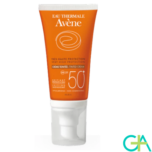 AVENE Crema Solar Coloreada SPF50+