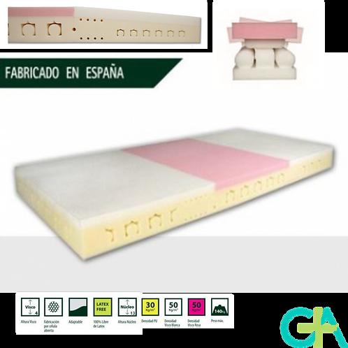 Colchón PREVENCIÓN MEDIO Sanitifoam® T30 B