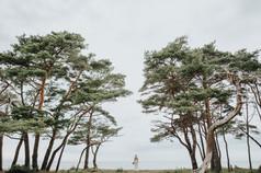 Bröllopsfotograf - Gotland Benita & Sebastian 2017