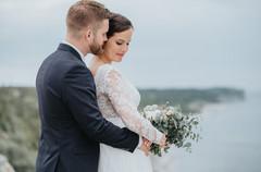 Bröllopsfotograf Gotland - Emelie & Axel 2018