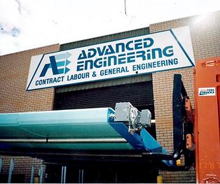 Advanced Engineering buliding