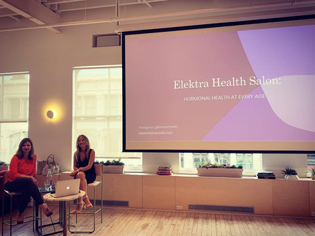 Hormonal Health at Every Age: Key Takeaways from the July Elektra Health Salon Event