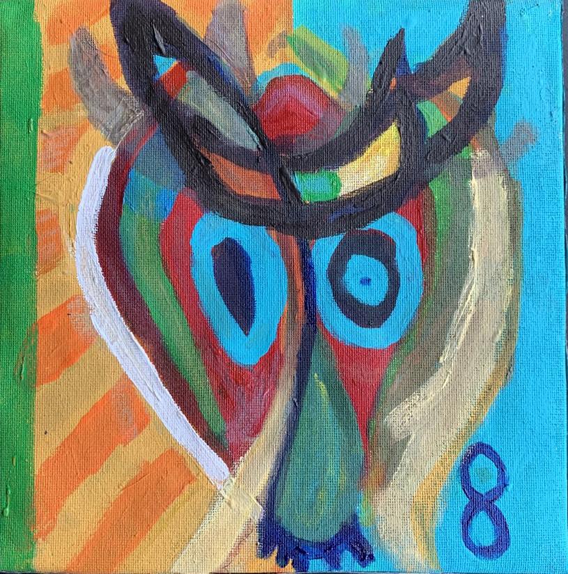 Bull 2 by Alana Cash