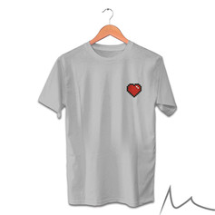 001 Pixel Heart