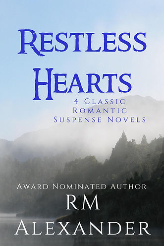 Restless Hearts by RM Alexander