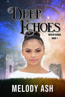 Deep Echoes by RM Alexander