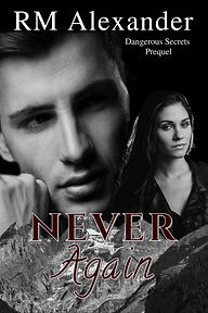 Never Again by RM Alexander