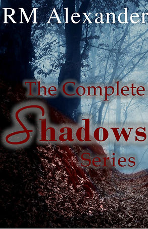 The Shadows Trilogy, Book #3