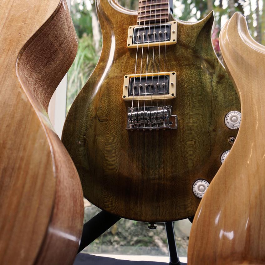 aPurla guitars