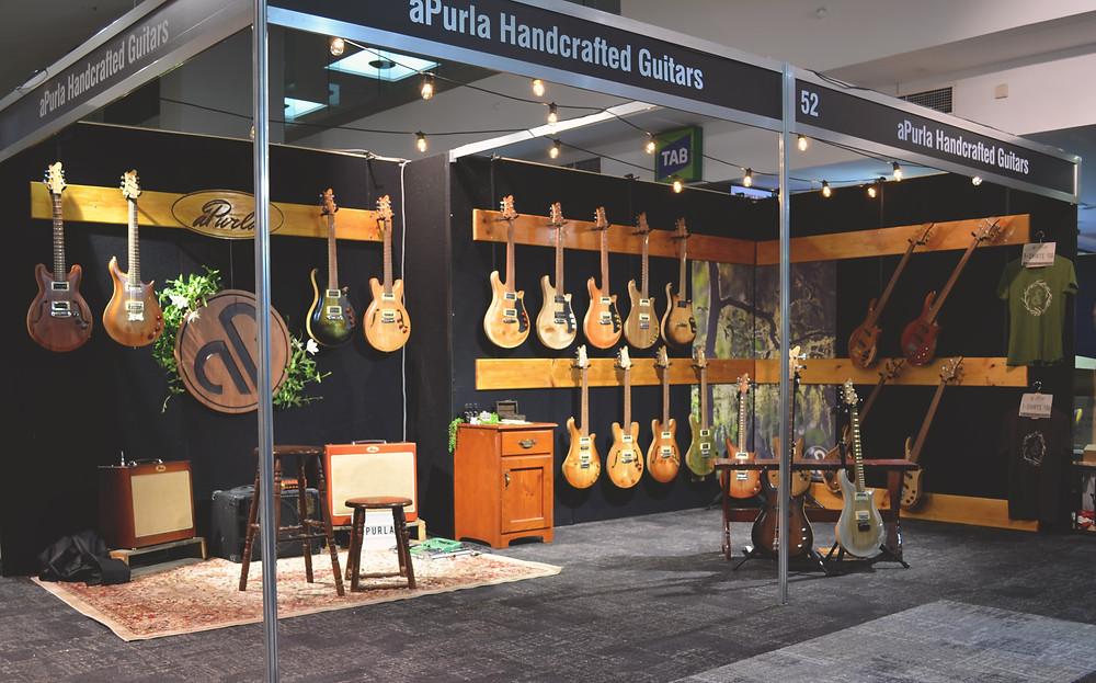 aPurla Guitars MGS Stand