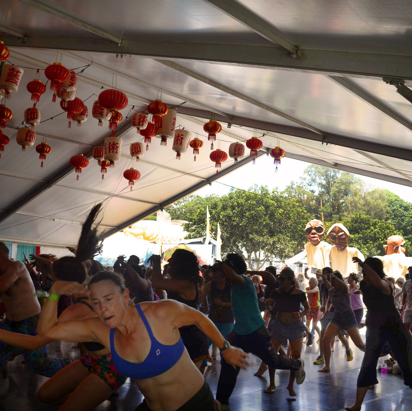 10am - Afrotonic Dance Workout - 3