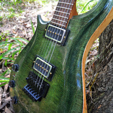 Lefthanded guitar