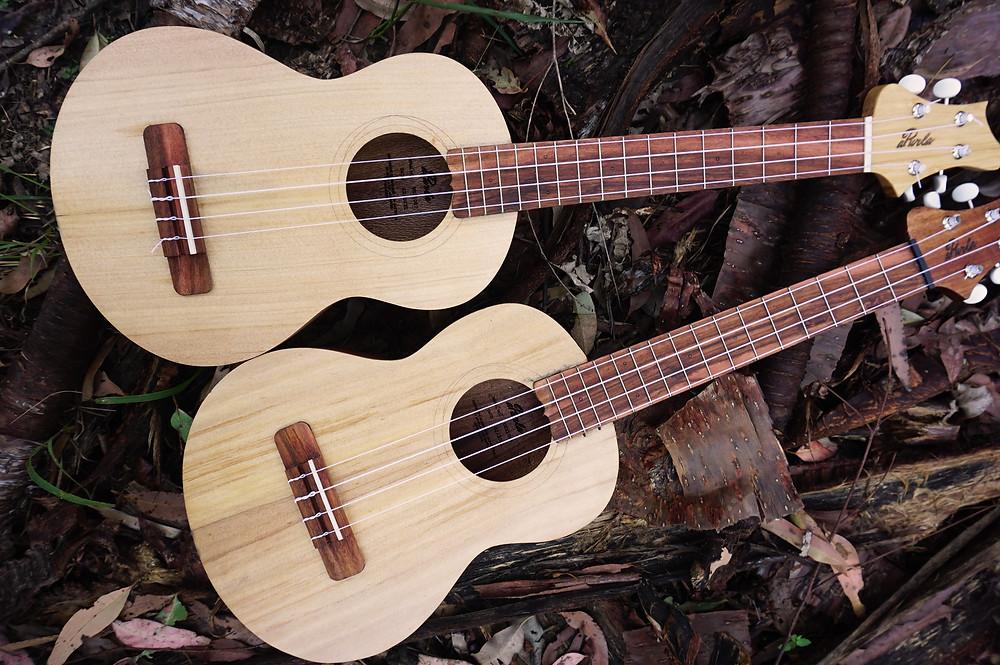 aPurla made ukuleles