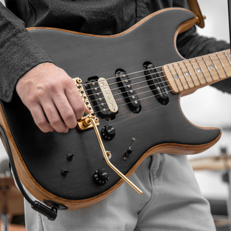 Isaacs guitar