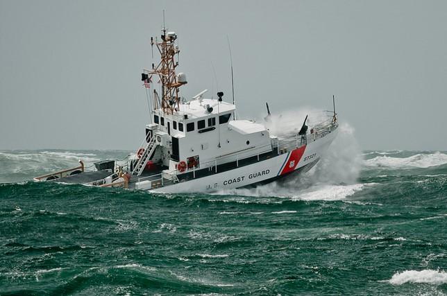 USCG Vessel