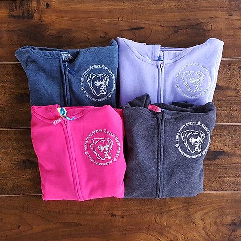 Boxer Haven logo hoodie- Childrens