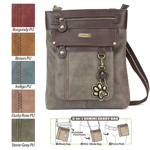 Chala- Gemini Crossbody Bag