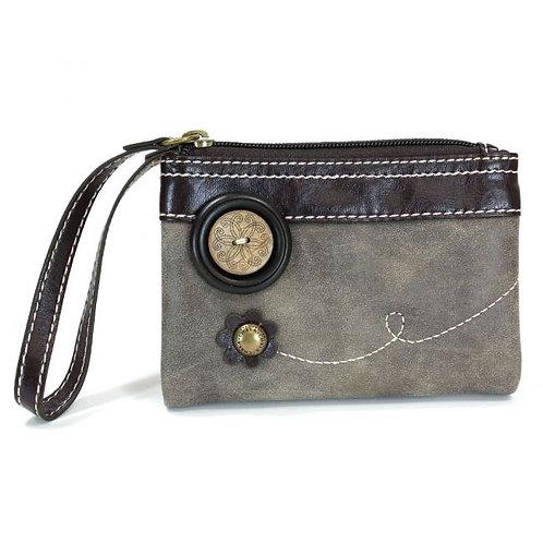 Chala- double zip wallet