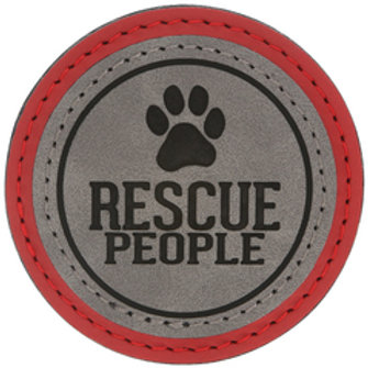 Rescue People Magnet