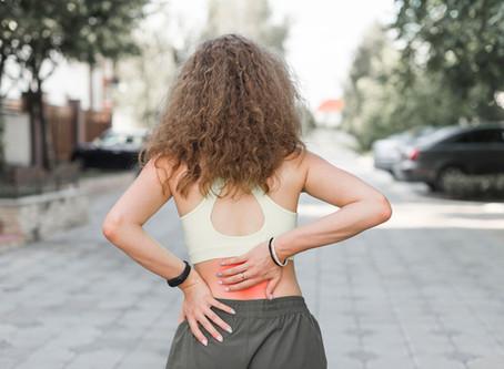 Der Ursprung von Rückenschmerzen