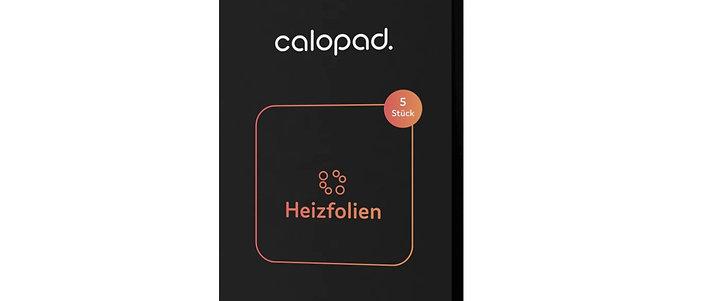 Heizfolien 5er-Pack
