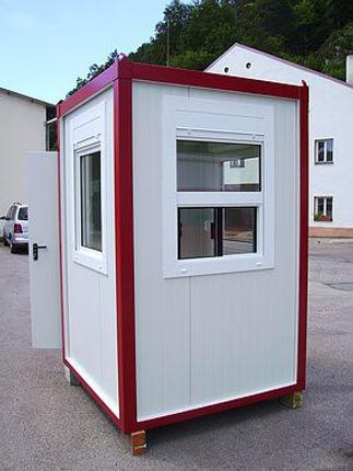 Manns- Pförtner Container