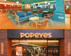 ICONIC US FRIED CHICKEN RESTAURANT BRAND POPEYES® ANNOUNCES UK LAUNCH AND EXPANSION PLANS