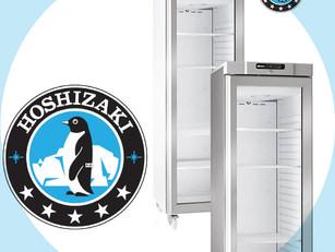 Hoshizaki adds Glass Door Freezer to popular Gram Compact range