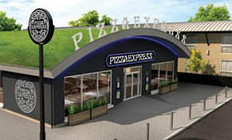 PizzaExpress is to open its first ever motorway service site, in partnership with the Welcome Break