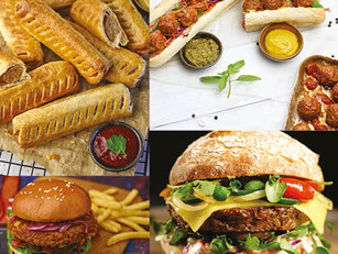 Veganuary ideas… as Central Foods expands its KaterVeg! vegan range for fast food operators
