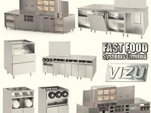 Vizu Fast Serve - The right rear service counter for you