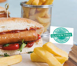 McWhinney's Gluten Free Sausages