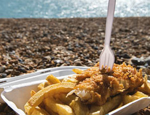 Fish & Chips Staycation Guide Launched for UK Holiday Makers
