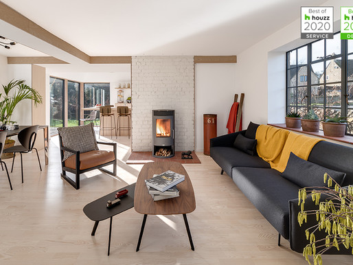 Design Storey Win Best of Houzz 2020 for design & service for a third year in a row