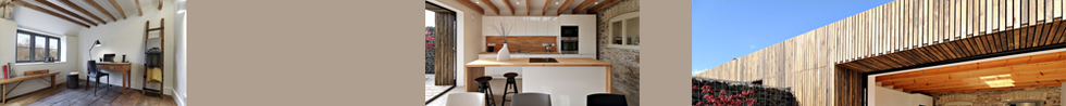 Miner's Cottage I  -  Contemporary Extension | Renovation