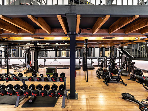 LUXE Fitness opens
