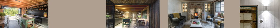 Miner's Cottage II  -  Contemporary Extension | Renovation