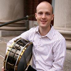Lee Vinson, percussion
