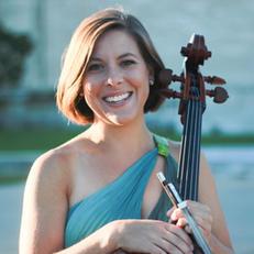 Meghan Berindean, cello